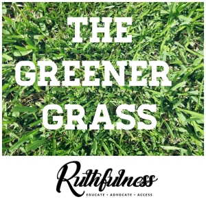 the greener grass
